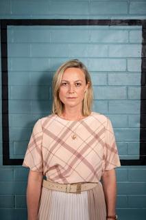 Marta Dussledorp Commences Wentworth Sentence