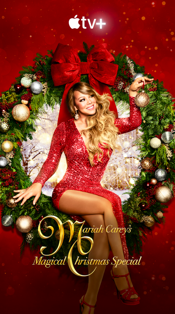 Mariah Carey's Magical Christmas Special gets December airdate
