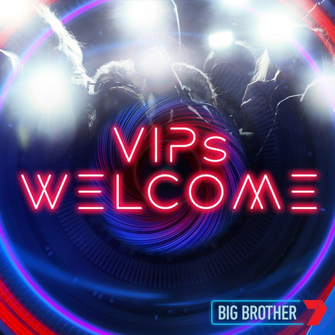 Seven announces Big Brother VIP