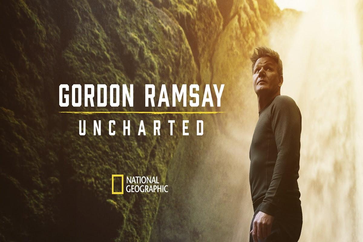 Gordon Ramsay Uncharted returns next month