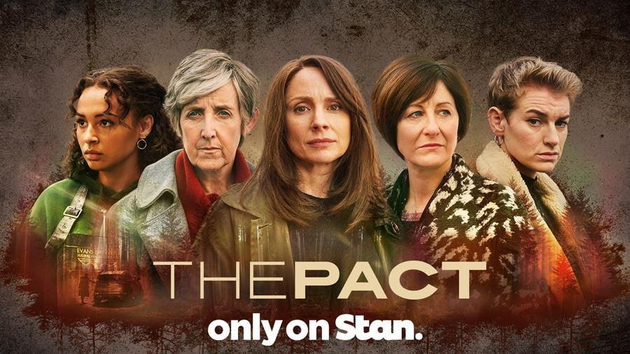 The Pact  is streaming on Stan
