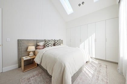The Block Guest Bedroom and Re Do room Reveal