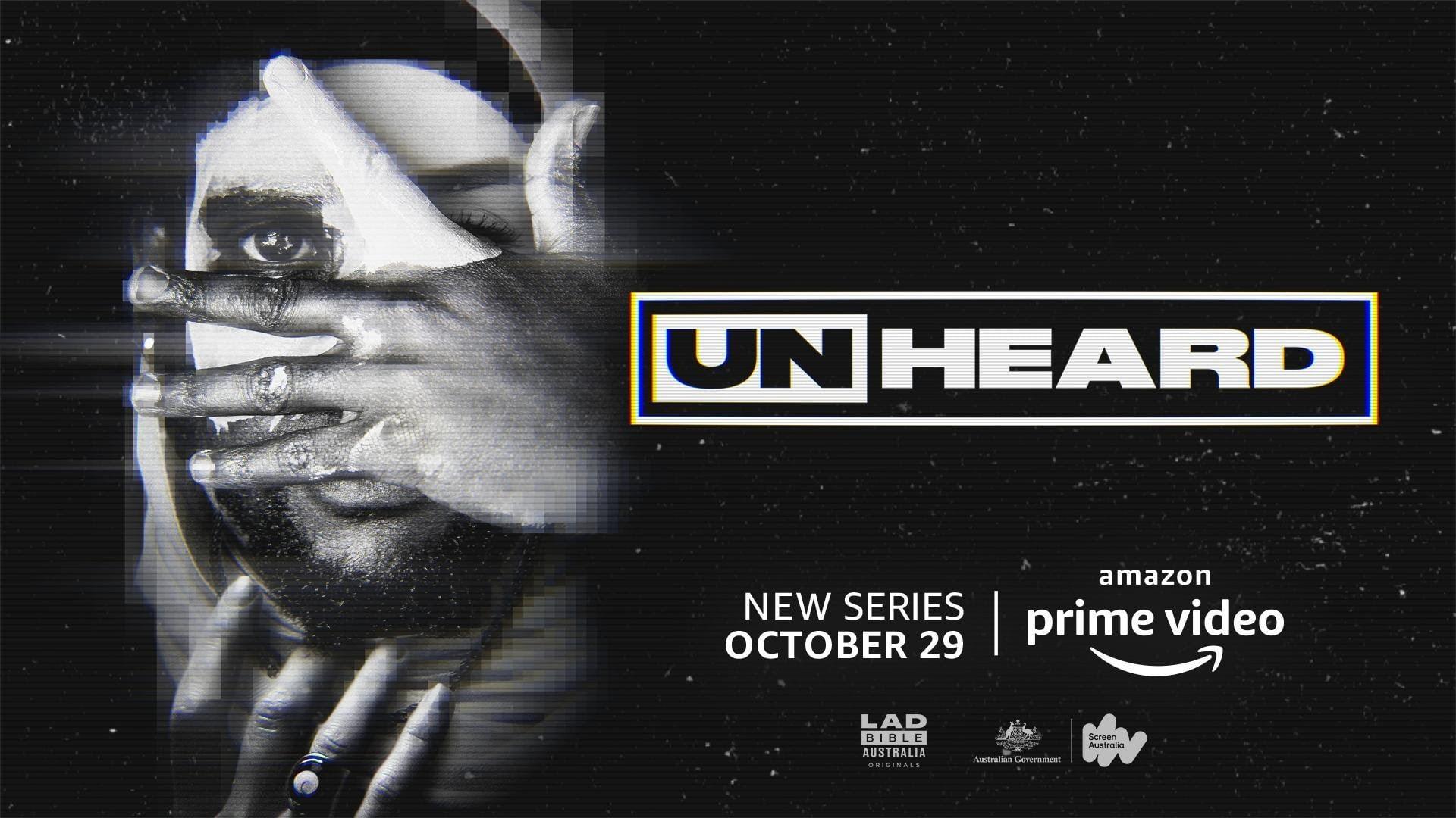 Unheard comes to Amazon Prime Video in October