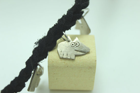 recovery rat silver charm