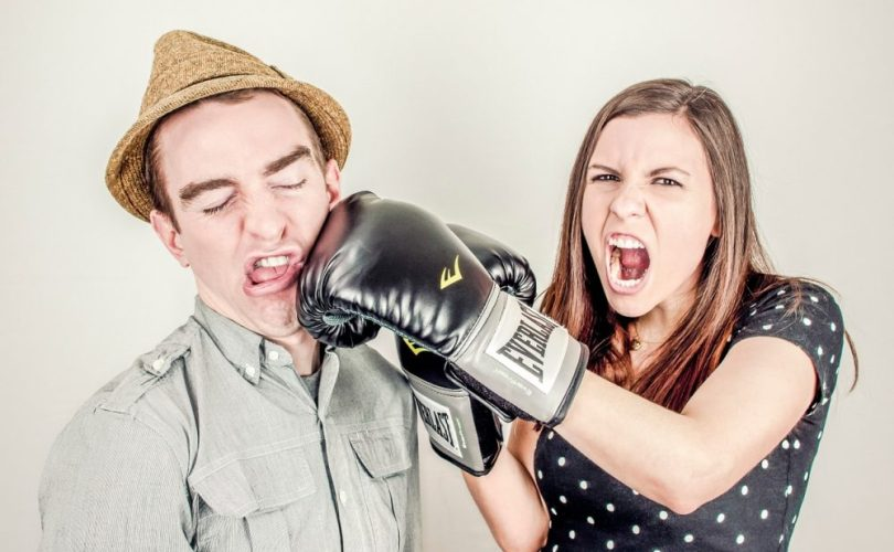 what not to do when people disagree
