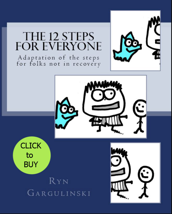 12 Steps for Everyone Book