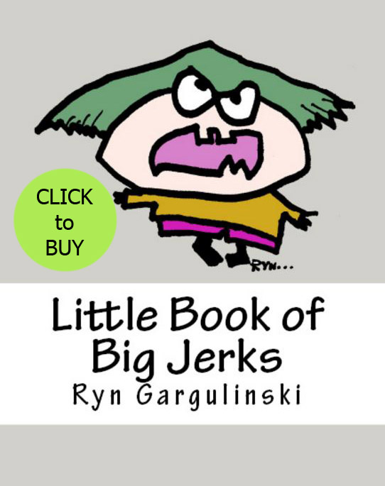 Little Book of Big Jerks