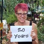 Celebrating 20 years in recovery: How I stay sober