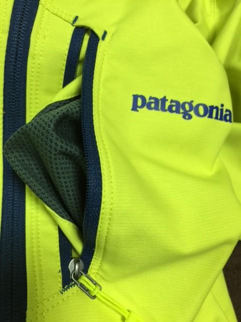 パタゴニア ソフトシェル