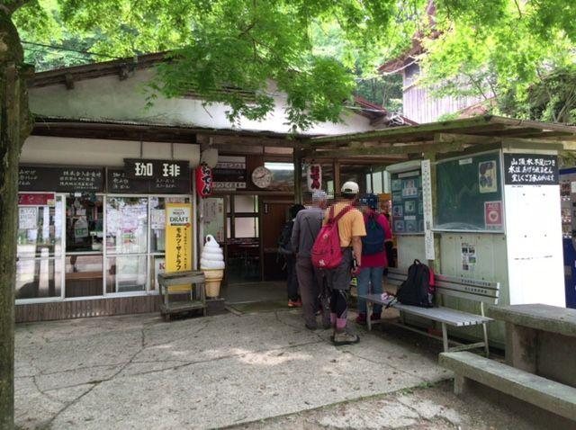 金剛山登山ルート紹介20