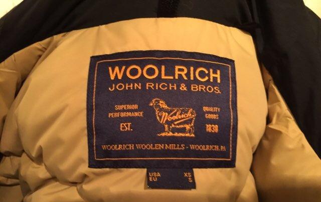 ウールリッチ(WOOLRICH)アークティックパーカーダウンコート13