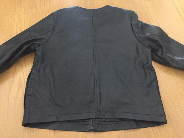 レザージャケットレディース人気3