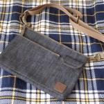 簡便肩掛袋(サコッシュ)… 袖形かばん