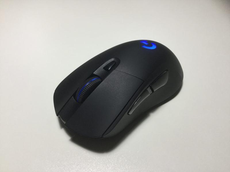 \レビュー/Logicool G「G703」使ってない人損してます。完成されたFPS向けワイヤレスゲーミングマウス