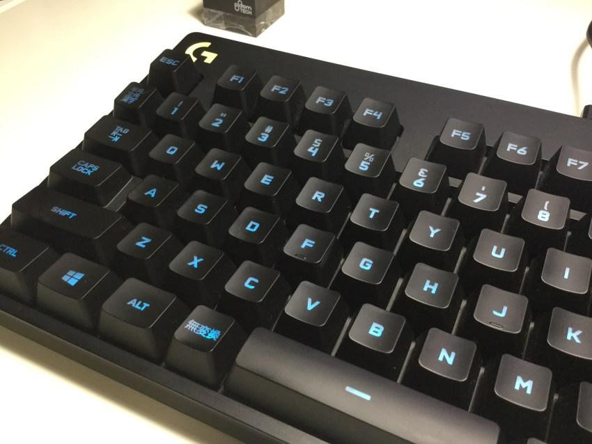 GPRO キーボード 印字表記