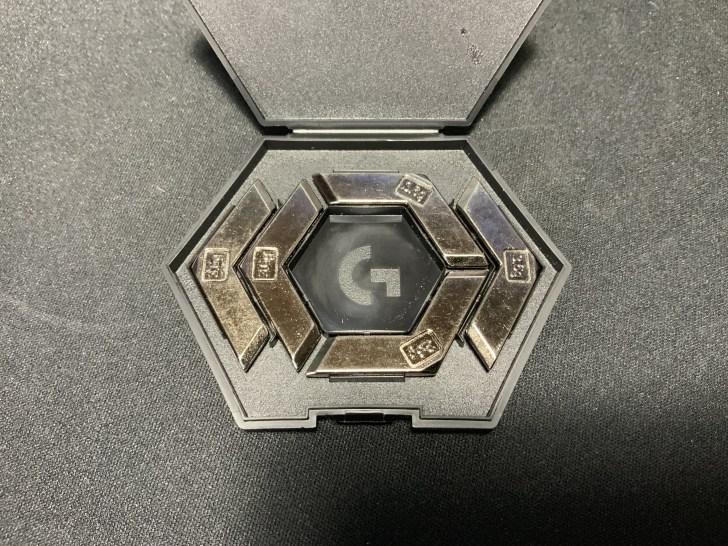 G502 HERO ウエイト