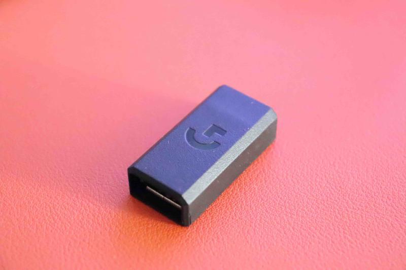 「G502WL」のアダプター