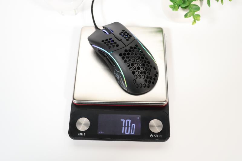 Model Dの重量