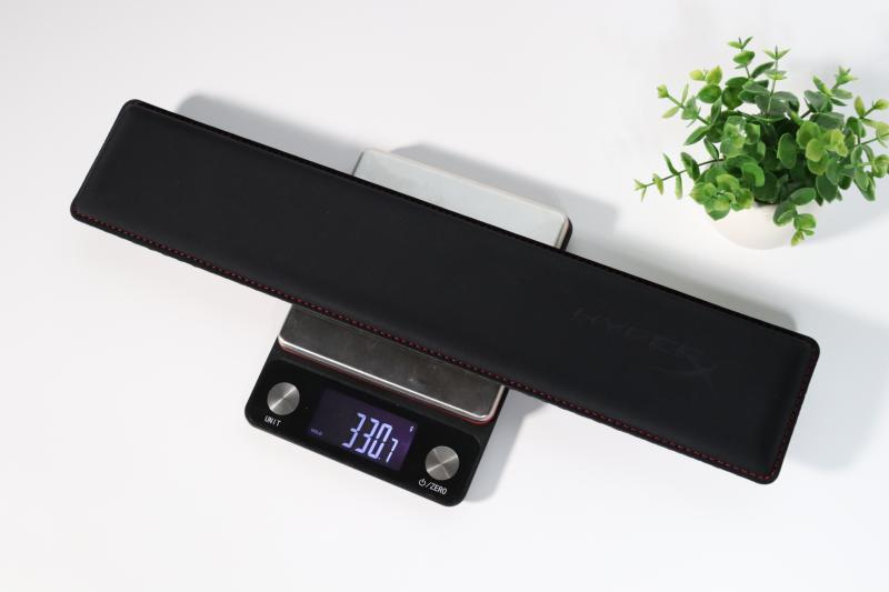 HyperXリストレスト 重量
