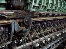 手入れの行き届いた富岡製糸場の設備