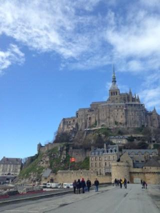 フランス、島、城。