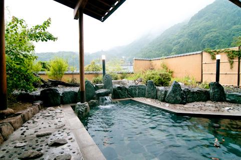 おすすめの温泉旅館