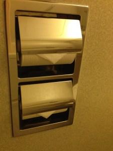 ガーデンホテル京都四条のトイレ