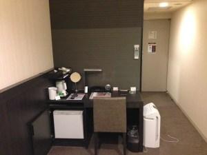 三井ガーデンホテル京都四条のデスクその3