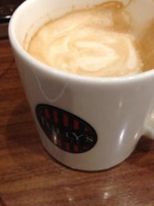 タリーズコーヒー四条大宮店