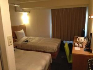 コートホテル京都四条 綺麗