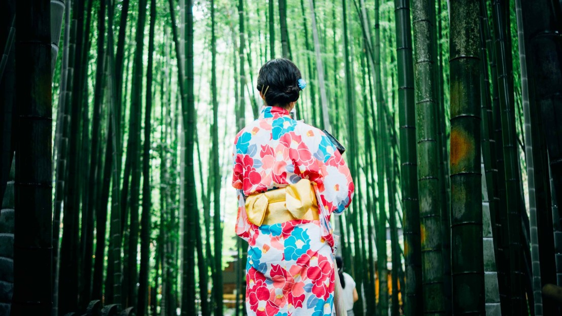 things to do in Osaka Japan -rent a kimono
