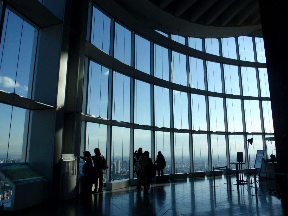 Observatory at Roppongi Hills Tokyo