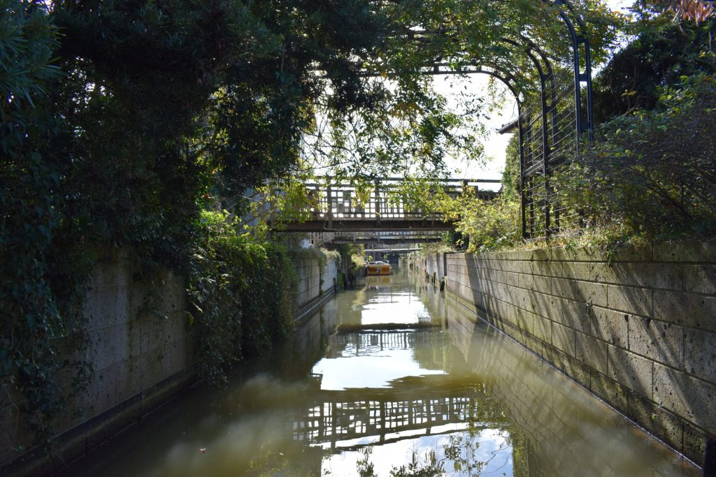 day trips from Tokyo Itako city boat tour