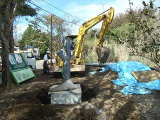 NTTドコモ電波塔建設