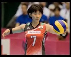 石井優希選手の画像