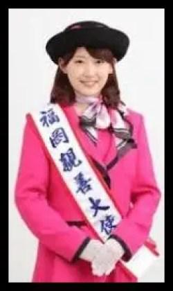 尾崎里紗,アナウンサー,大学時代