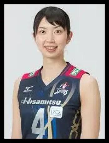 岩坂名奈,日本代表,バレーボール