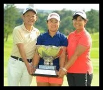 畑岡奈紗,ゴルフ,家族,父親,母親