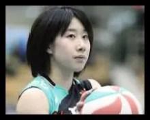 小幡真子,女子日本代表,バレーボール