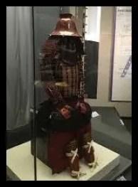 鎧,重要文化財,展示物