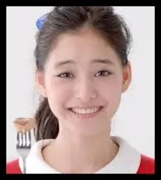 新木優子,女優,モデル,歯並び