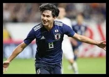 南野拓実,日本代表,サッカー選手