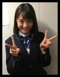 大友花恋,女優,モデル,高校