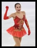アリーナ・ザギトワ,女子フィギュア,スケート