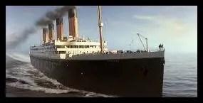 タイタニックが2号として復元【画像】沈没した同じ航路でも乗る?