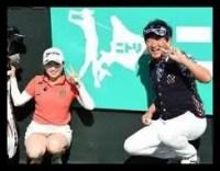 小祝さくら,女子プロ,ゴルフ,スポンサー,ニトリ