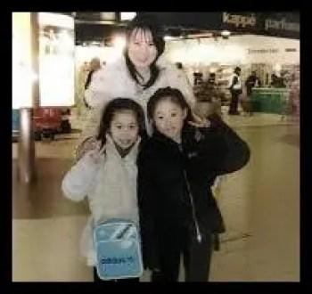 宮原知子,女子フィギュア,スケート,幼少期