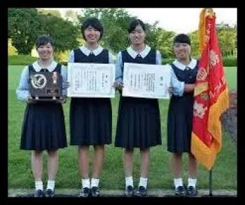 大里桃子,女子プロ,ゴルフ,高校時代