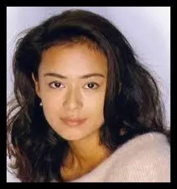 後藤久美子,若い頃,女優