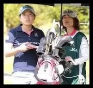 勝みなみ,女子プロ,ゴルフ,母親